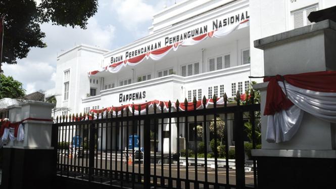 Gedung Bappenas / Badan Perencanaan Pembangunan Nasional