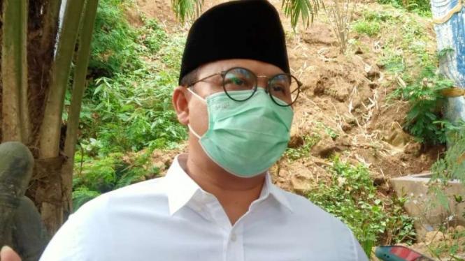 Ketua Dewan Pimpinan Pusat PDIP Ahmad Basarah