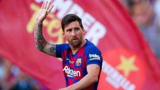 Pantas Saja Barca Tak Lepas Messi ke ManCity, Tawarannya Hanya Segini