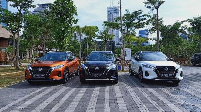 Nissan Kicks pakai teknologi berbeda dengan mobil hybrid lainnya.