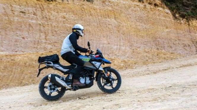 BMW tawarkan warna baru untuk motor entry level