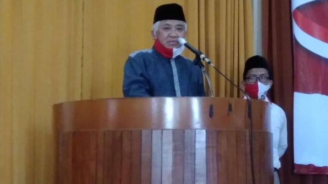 Din Syamsuddin Saat Deklarasi KAMI Yogyakarta
