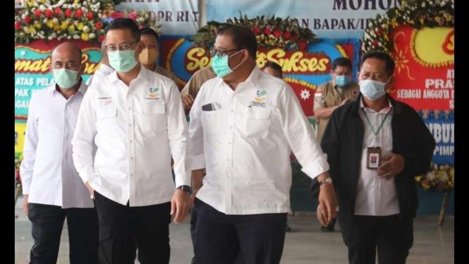 Menteri Sosial Juliari P. Batubara