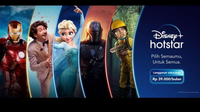 Disney+ Hotstar.