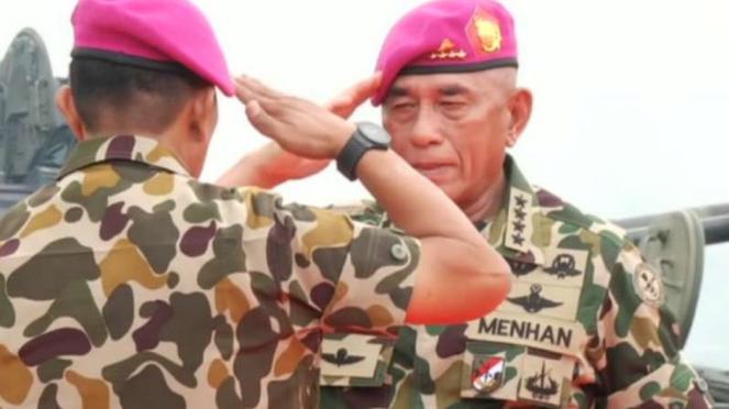 VIVA Militer: Jenderal TNI Ryamizard Ryacudu