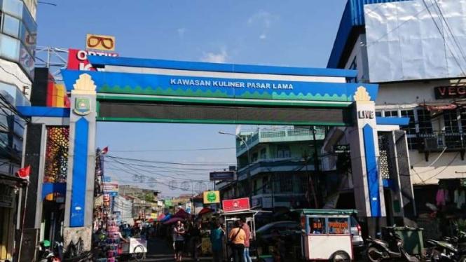 Kawasan Kuliner Pasar Lama Tangerang
