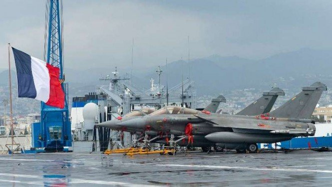 VIVA Militer: Jet tempur Dassault Rafale Angkatan Udara Prancis
