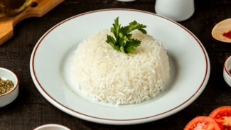 Ilustrasi nasi.