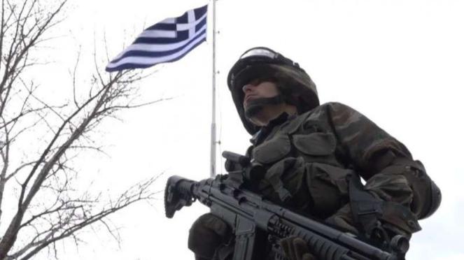 VIVA Militer: Tentara Angkatan Bersenjata Hellenic Yunani