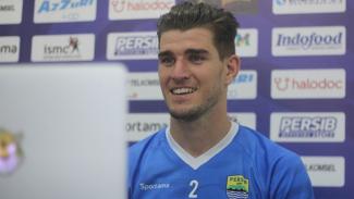 Bek Persib Bandung, Nick Kuipers