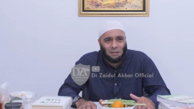 Dokter Zaidul Akbar.