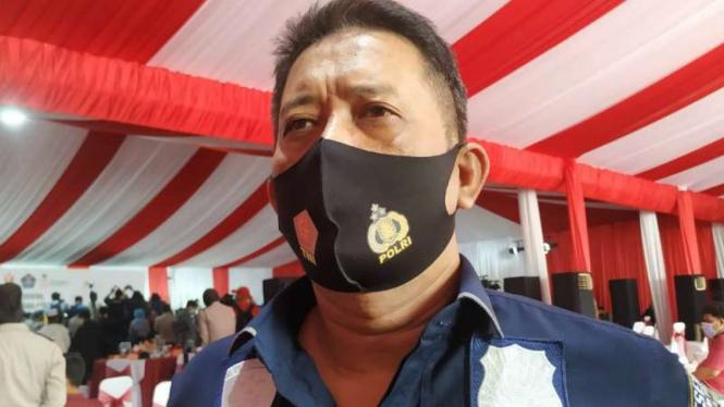 Direktur Reserse Kriminal Umum Polda Metro Jaya, Kombes Polisi Tubagus Ade Hidayat