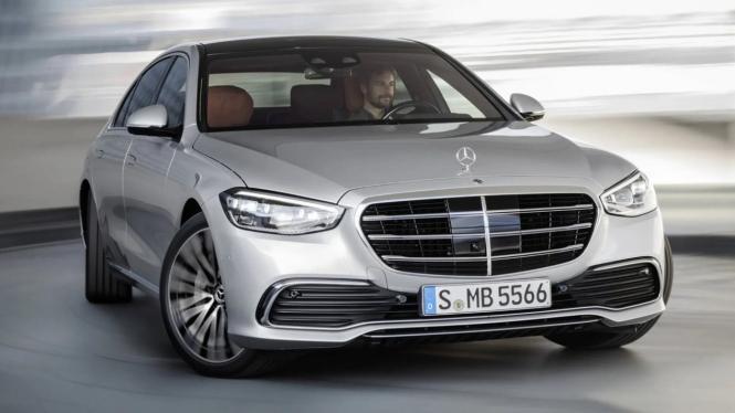New Mercedes-Benz S-Class