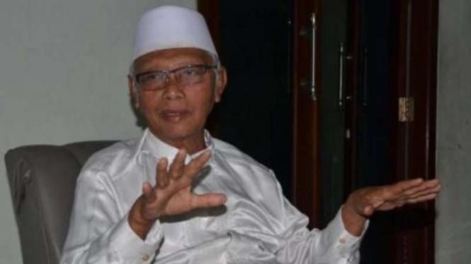 Wakil Rais Syuriah PWNU Jatim, KH Anwar Iskandar