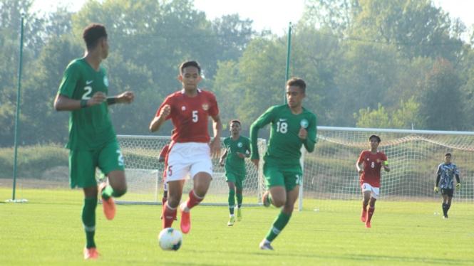 Timnas Indonesia U-19 vs Arab Saudi