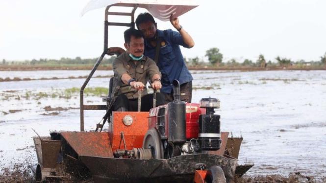 Menteri Pertanian, Syahrul Yasin Limpo.