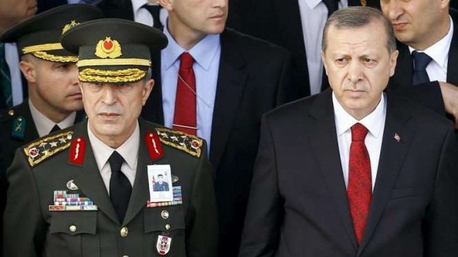 Desak Erdogan, Militer Turki Sudah Gatal Ingin Segera Habisi Yunani