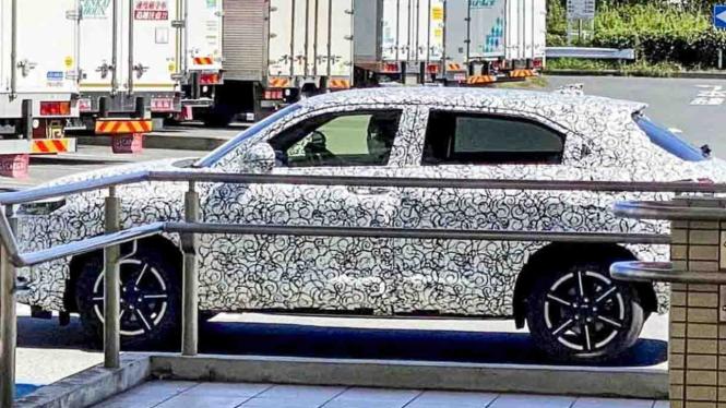 Bocoran Honda HR-V baru