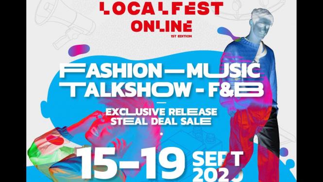 Local Fest Online.