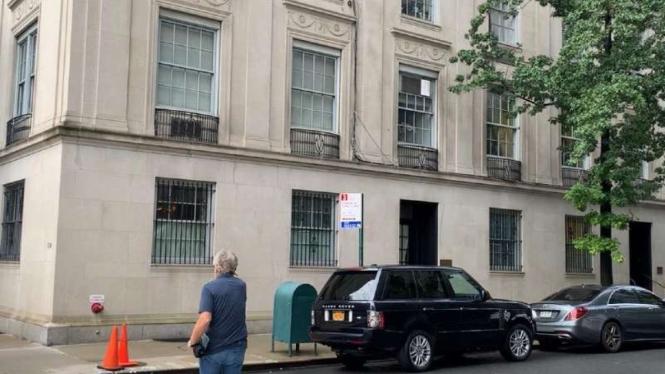 Lokasi klinik mewah operasi plastik Jasa Pinangki di New York, AS