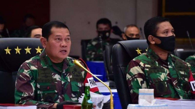 VIVA Militer : KSAL Laksamana TNI Yudo Margono