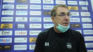 Pelatih Persib Bandung, Robert Rene Alberts