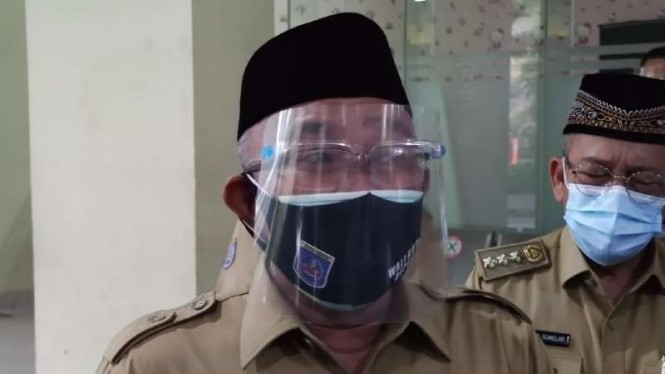 Wali Kota Depok M Idris.