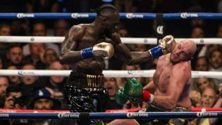 Pertarungan Deontay Wilder vs Tyson Fury
