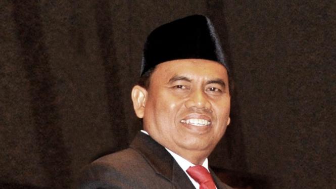 Sekda DKI Jakarta Saefullah