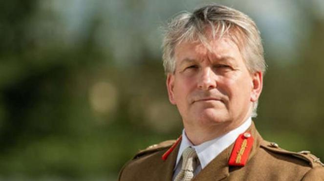 VIVA Militer: Kepala Badan Intelijen Pertahanan Inggris, Letjen James Hockenhull
