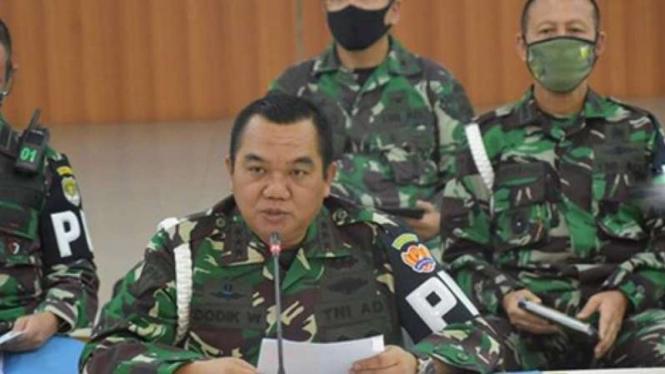 VIVA Militer: Letjen TNI Dodik Wijanarko
