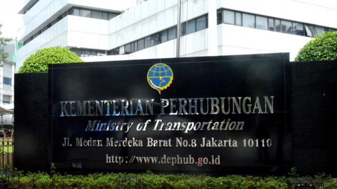Kementerian Perhubungan Republik Indonesia / Kemenhub RI