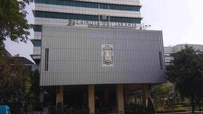 Gedung Blok G Balai Kota DKI Jakarta