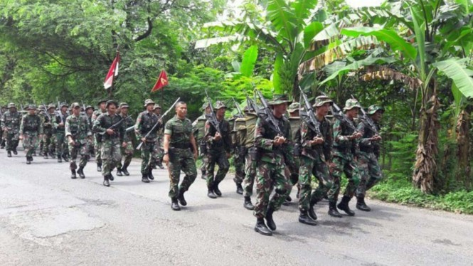 VIVA Militer: Batalyon Satuan Bantuan Tempur (Satbanpur)