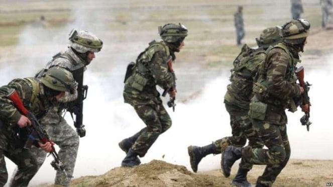 VIVA Militer: Pasukan Angkatan Bersenjata Azerbaijan