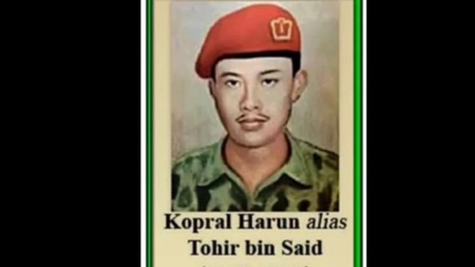 VIVA Militer: Kopda KKO (Anumerta) Harun Thohir