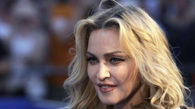 Penyanyi dan aktris Amerika Serikat, Madonna