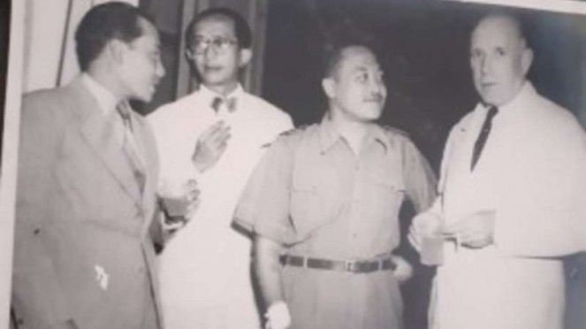 VIVA Militer : Jenderal Mayor (Purn) TNI Bambang Utoyo