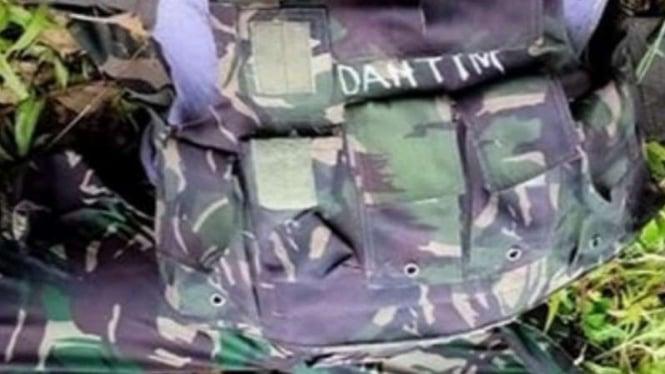 VIVA Militer: Jenazah prajurit TNI yang dibunuh OPM.