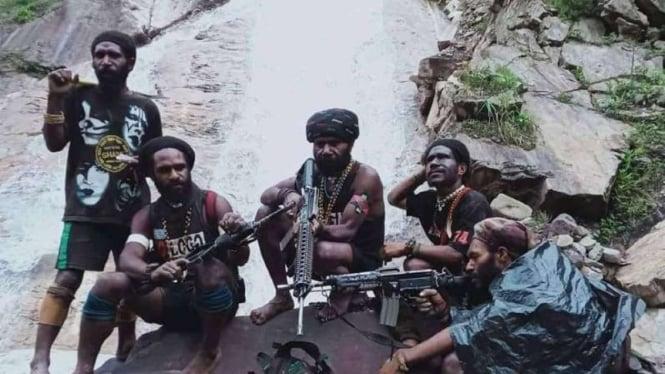 VIVA Militer: Kelompok bersenjata TPNPB-OPM.