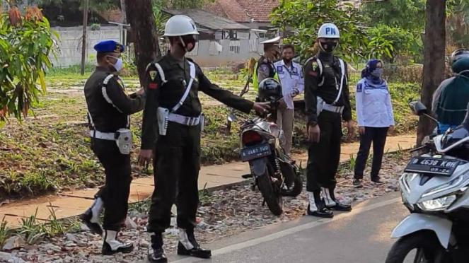 Polisi militer TNI ikut dalam olah TKP kematian kasus Briptu Andry Budi Wibowo