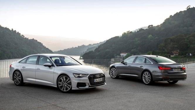 All New Audi A6