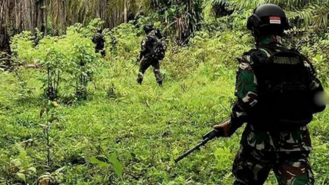 VIVA Militer: Prajurit TNI.