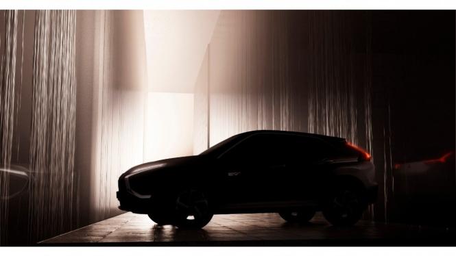 Siluet Mitsubishi Eclipse Cross PHEV