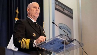 Panglima Armada Tempur Angkatan Bersenjata AS, Laksamana Christopher Grady