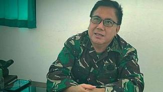 VIVA Militer: Letnan Kolonel Infanteri Audy Kumontoy