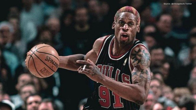 Legenda NBA, Dennis Rodman