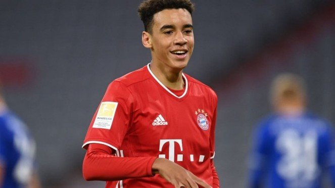 Pemain muda Bayern Munich, Jamal Musiala