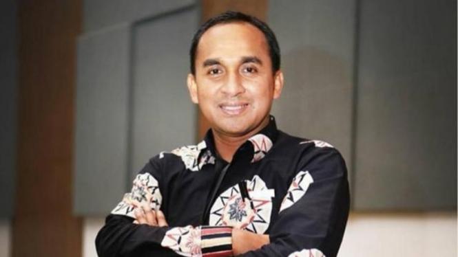 Ketua KPU Sulsel, Faisal Amir