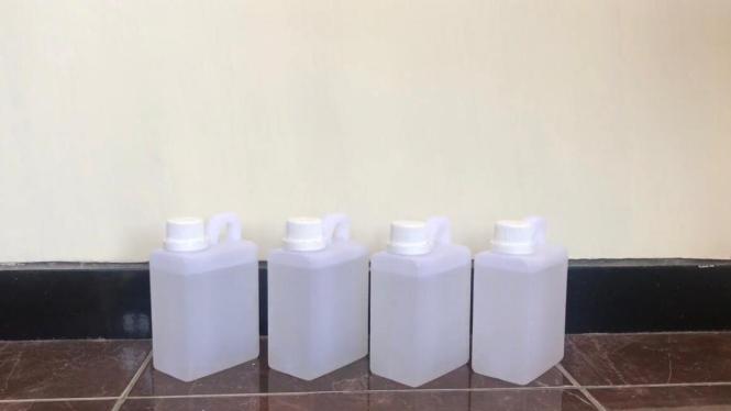 Probiotik murni yang sudah di re-packing